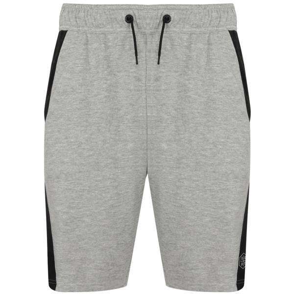 DNM Dissident Pakk Men Sweat Shorts 1G12848 Gray Marl