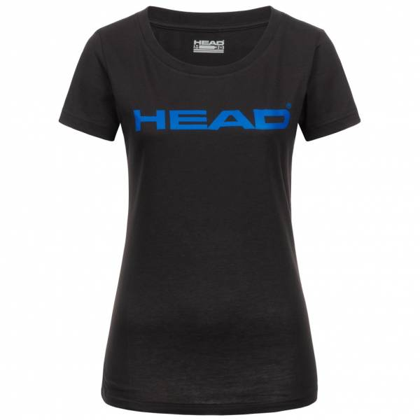 HEAD Lucy II Damen Logo T-Shirt 814333-BKBL