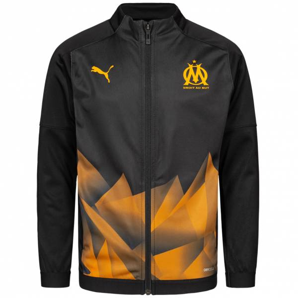 Olympique Marseille PUMA Jungen Trainingsjacke 756280-03
