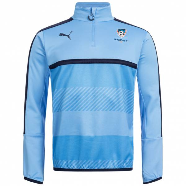 Sydney FC PUMA Herren Trainings Sweatshirt 703152-01