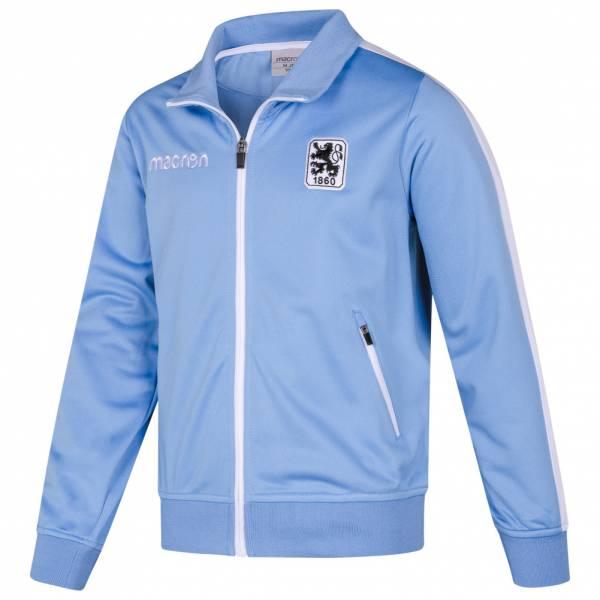 TSV 1860 München macron Kinder Trainingsjacke 58081803