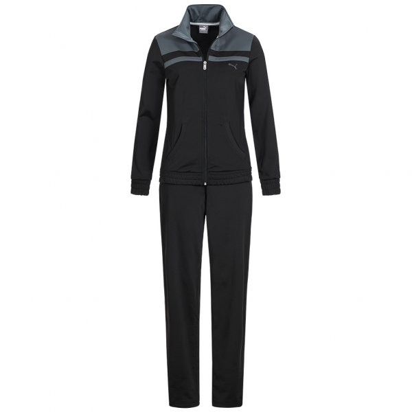 PUMA Damen Trainingsanzug Essentials Poly Suit 831822-01
