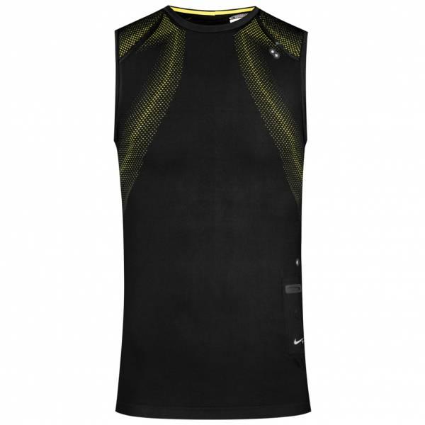 Nike DriFit Pro Vent Herren Funktionsshirt Kompressionsshirt 212467-014