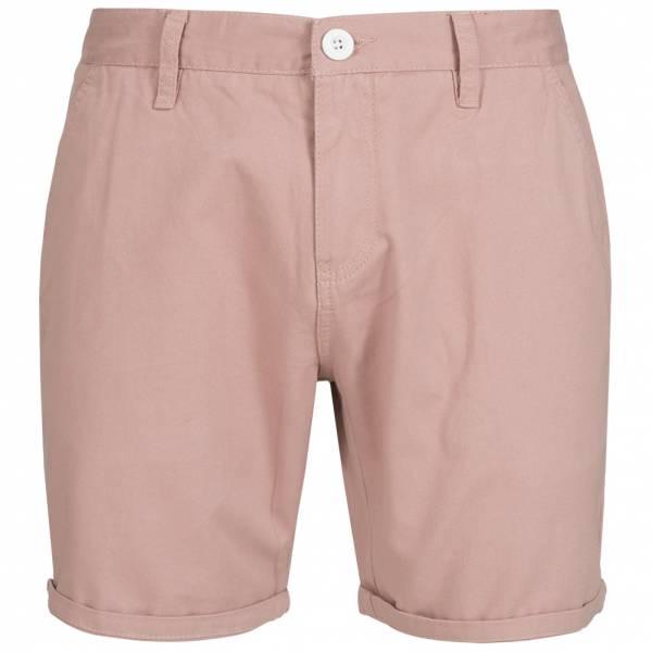 BRAVE SOUL Smith Herren Chino Shorts MSRT-SMITHPKH Pale Pink