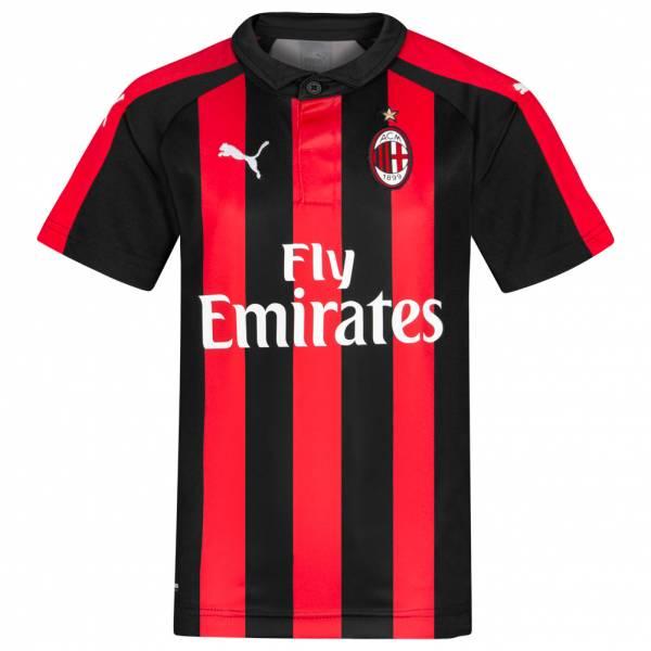 AC Mailand PUMA Kinder Heim Trikot 754421-06