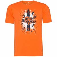 Chicago Bears Fanatics London Games Herren T-Shirt 1878MORGIGSCBE