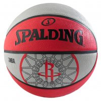 Houston Rockets Spalding NBA Team Basketball 3001529018917