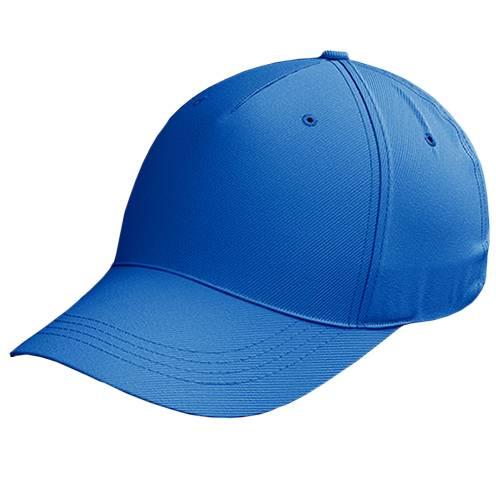 Zeus Baseball Kappe Blau