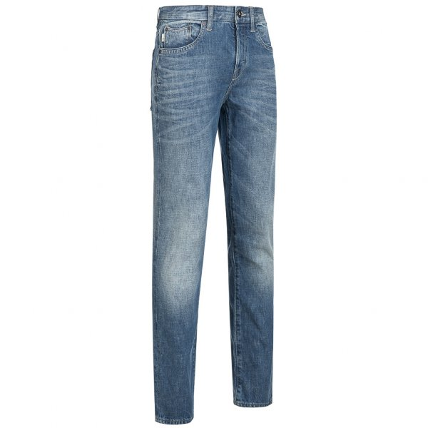Timberland Squam Lake Herren Distressed Denim Jeans A15BF-C82