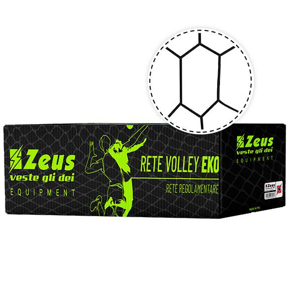 Zeus 9,5x1m Volleyballnetz