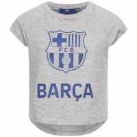 FC Barcelona Vintage Kinder T-Shirt FCB-3-112A