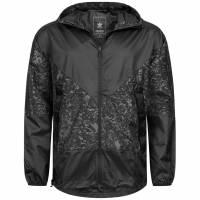 adidas Originals Allover Print Karkaj Herren Windbreaker Jacke DW5170