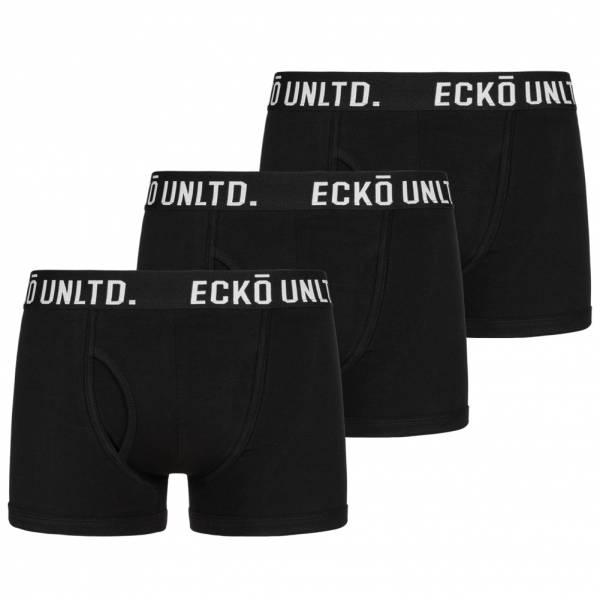Ecko Unltd. Vulcan 3er-Pack Herren Boxershorts ESK4570