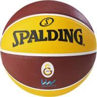 Galatasaray Istanbul Spalding Euro League Team Pallone da basket 3001514013917