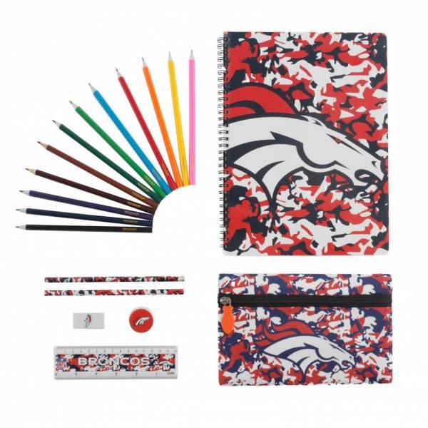 Denver Broncos NFL Ultimate Schreibwaren Set STNFLCMULTMDB