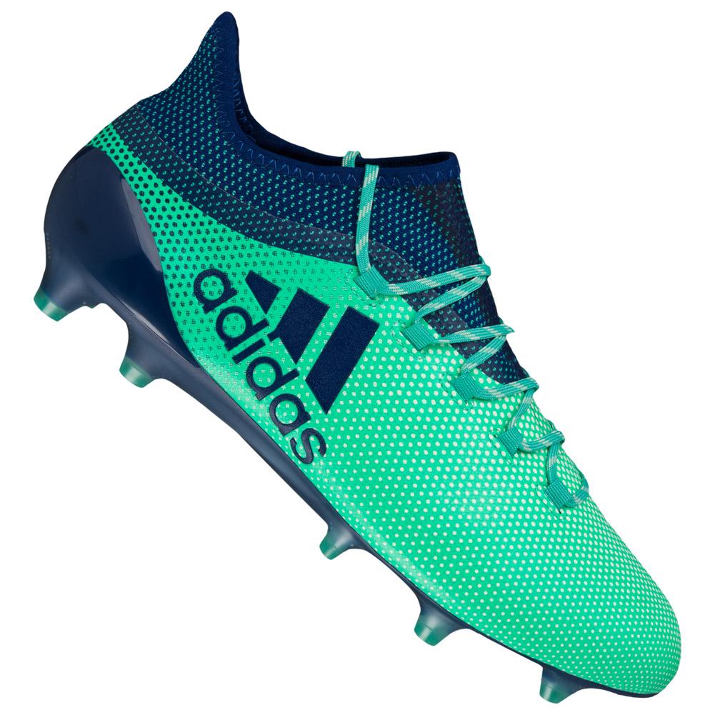 half off e676c 9d300 adidas X17.1 FG Men Deadly Strike Football Boots CP9163