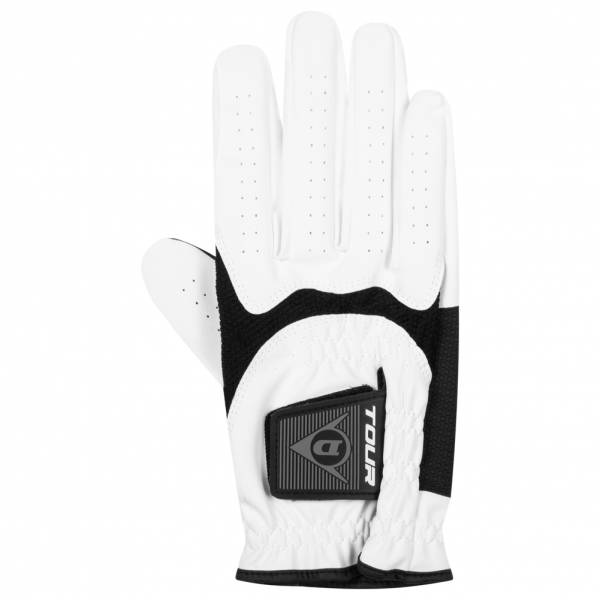Dunlop Men Golf glove right hand for left-handers white