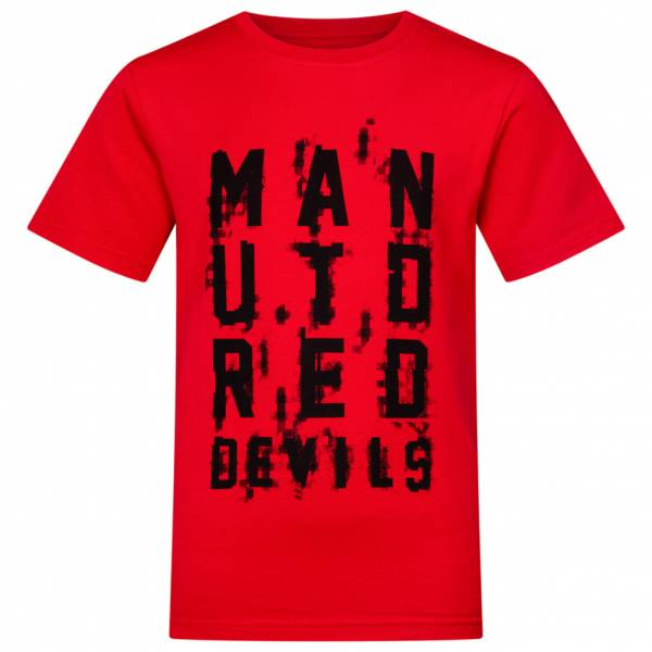Manchester United Nike Kinder Fan T-Shirt 558807-648