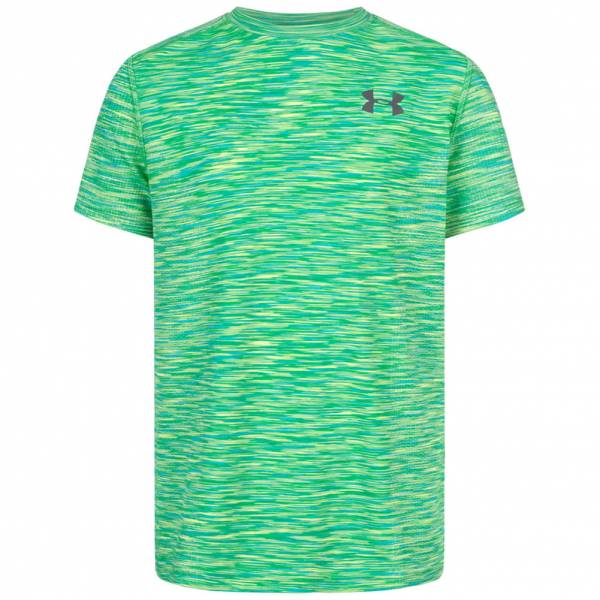 Under Armour Threadborne Niño Camiseta de entrenamiento 1301612-974
