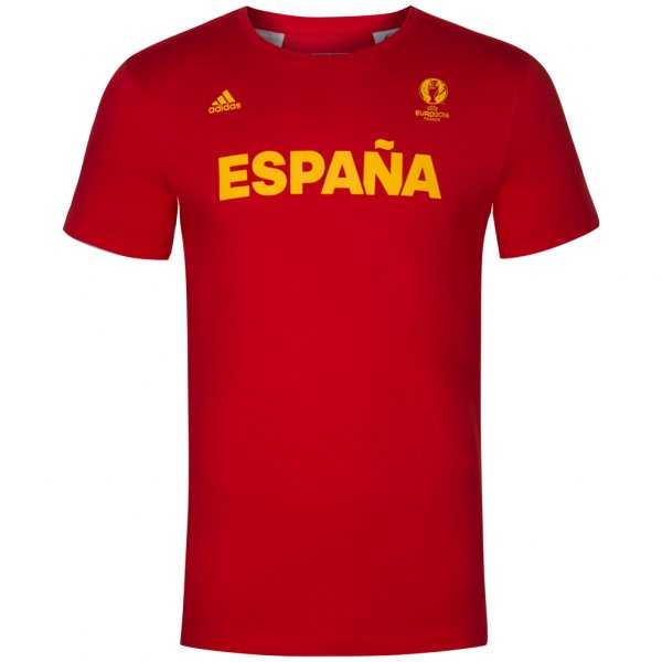 Spanien adidas FEF Kinder T-Shirt AI5676