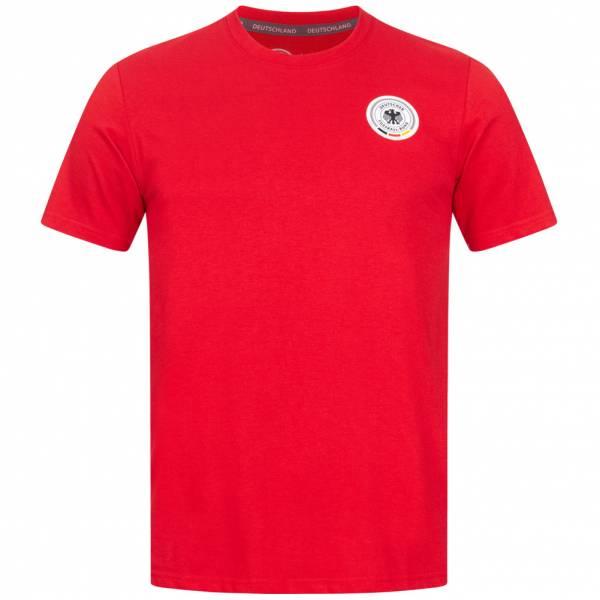 DFB Duitsland Fanatics Value Small Crest Heren T-shirt DFB001809