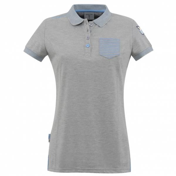 Lazio Rom macron Damen Fan Polo-Shirt 58089463