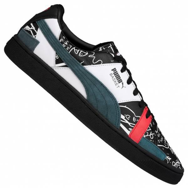 PUMA x Shantell Martin Basket Graphic Damen Sneaker 366531-02
