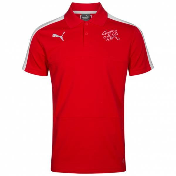Schweiz PUMA Casual Fan Polo-Shirt 748717-11