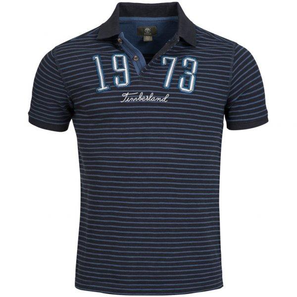 Timberland 1973 Herren Streifen Polo Shirt 6006J-434