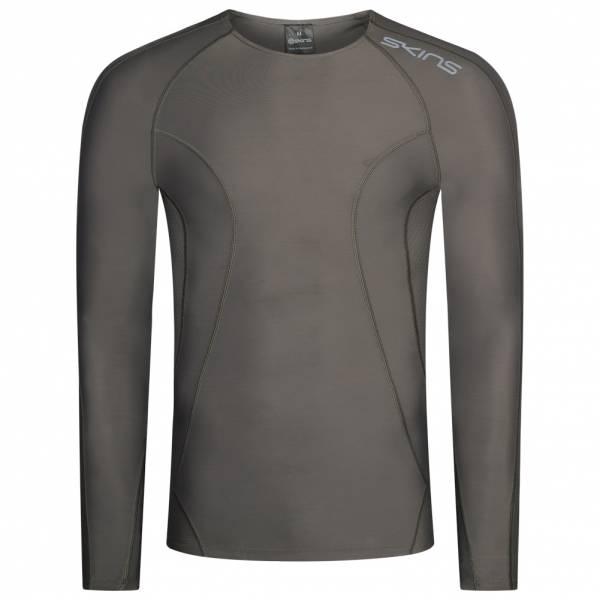 Skins DNAmic Longsleeve Herren Kompressions Shirt DA99050053006