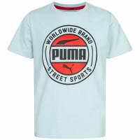 PUMA Alpha Summer Kinder T-Shirt 583011-18