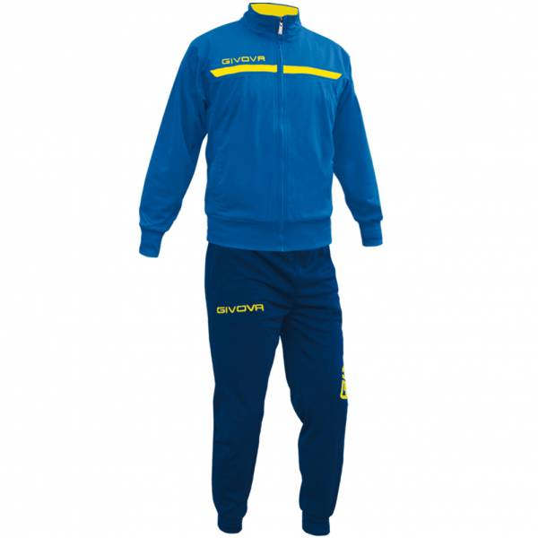 Givova One Full Zip Tracksuit TT012-0207
