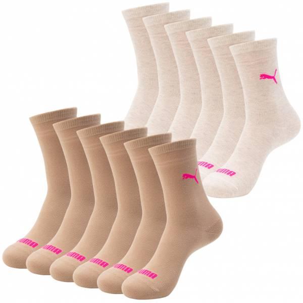 PUMA Casual Damen Socken 12 Paar 183005001-005