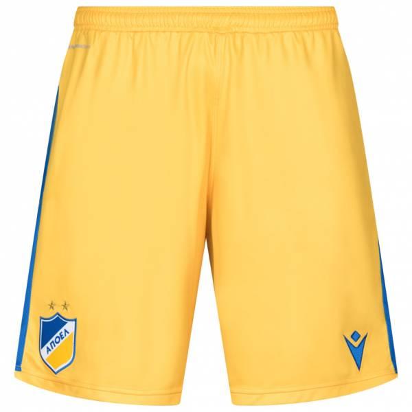 APOEL Nikosia macron Herren Heim Shorts 58112921
