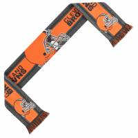 Cleveland Browns NFL Sciarpa per tifosi SVNFGRYBLGCL