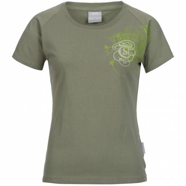 TRESPASS Damen Cotton Freizeit T-Shirt