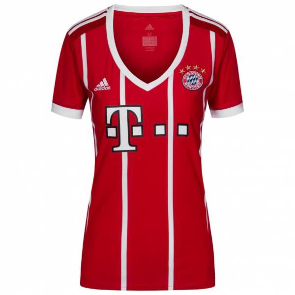 FC Bayern München Damen Heim Trikot