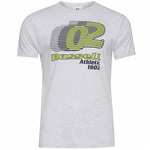 RUSSELL 02 Speed Graphic Herren T-Shirt A0-035-1-089