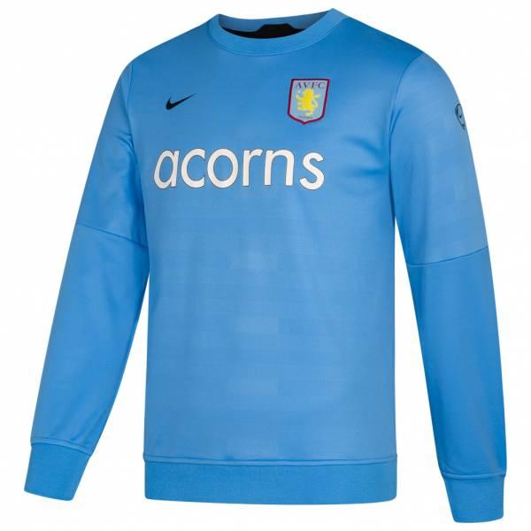 Aston Villa FC Nike Kinder Trainings Sweatshirt 360356-412