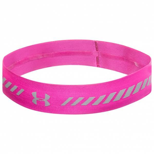 Under Armour Revlective Damen Fitness Stirnband 1260559-652