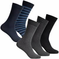 SportSpar Herren Business Socken 5 Paar 174223