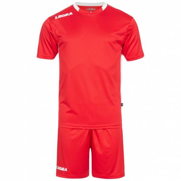 Legea Monaco Fußball Set Trikot mit Shorts M1133-1203
