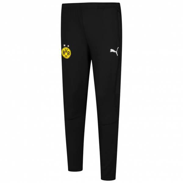 Borussia Dortmund BVB PUMA Herren Tapered Trainingshose 753494-02