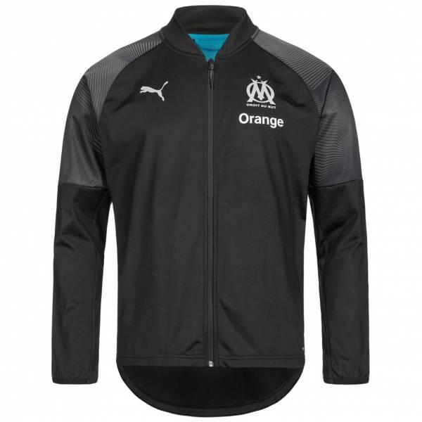 Olympique Marsylia PUMA Mężczyźni Bluza dresowa 754652-04