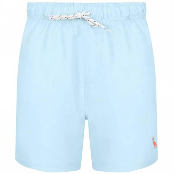 Sth. Shore Graysen Men Swim Shorts 1S12382C Angle Falls Blue