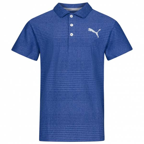 PUMA Pounce Aston Kinder Golf Polo-Shirt 576028-08