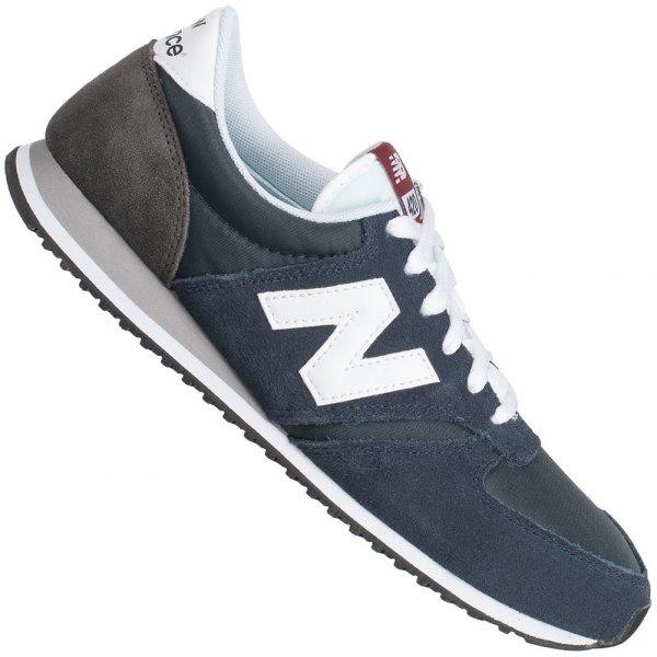 New Balance 420 Classic Unisex Sneaker blau