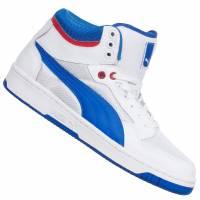PUMA Rebound Mid L Mesh Sneaker Herren Schuhe 357179-03