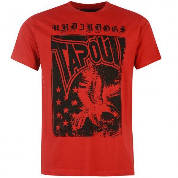 Tapout MMA Adler Herren T-Shirt Mens rot