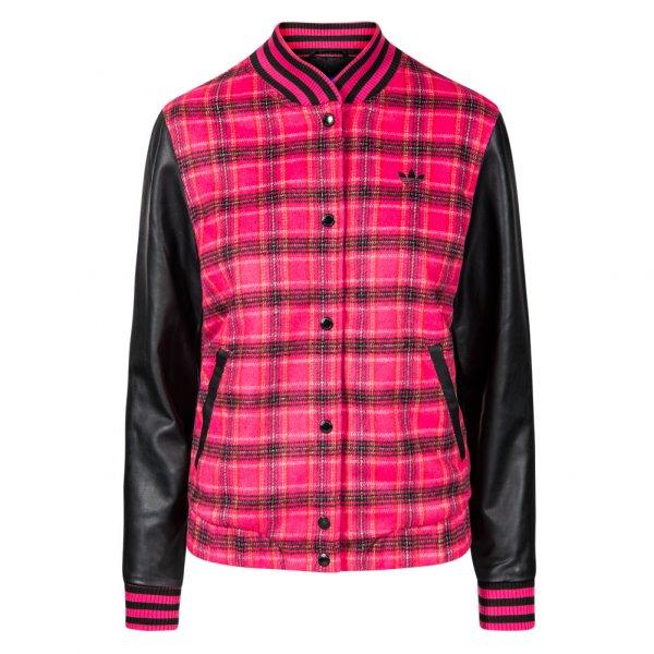adidas Originals Tartan Damen College Jacke Wolle G83511